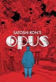 Opus by Satoshi Kon Action fiction, Metacomic Manga (Small)