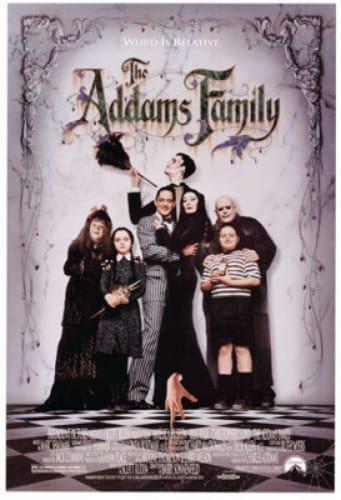 The Addams Family netflix us family halloween movies