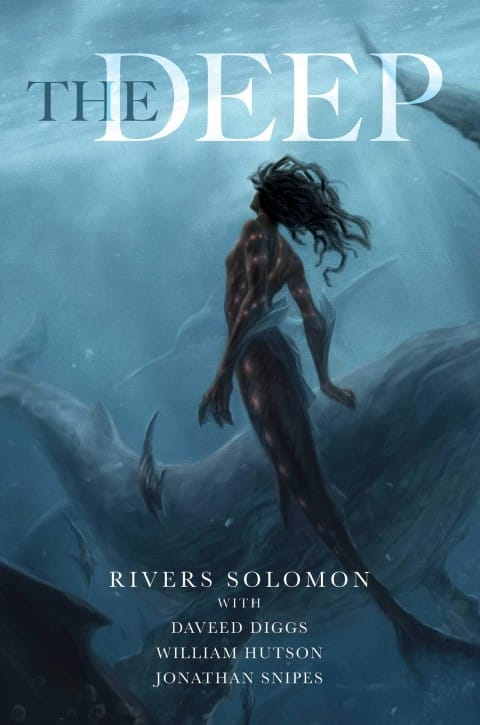 the deep - fantasy book by black author