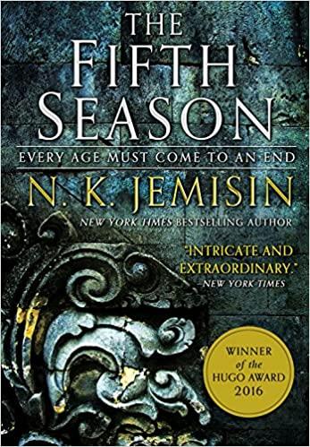 The Fifth Season by N.K. Jemisin - apocalyptic fantasy books