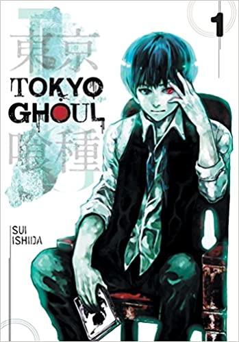 Tokyo Ghoul By Sui Ishida Horror Manga