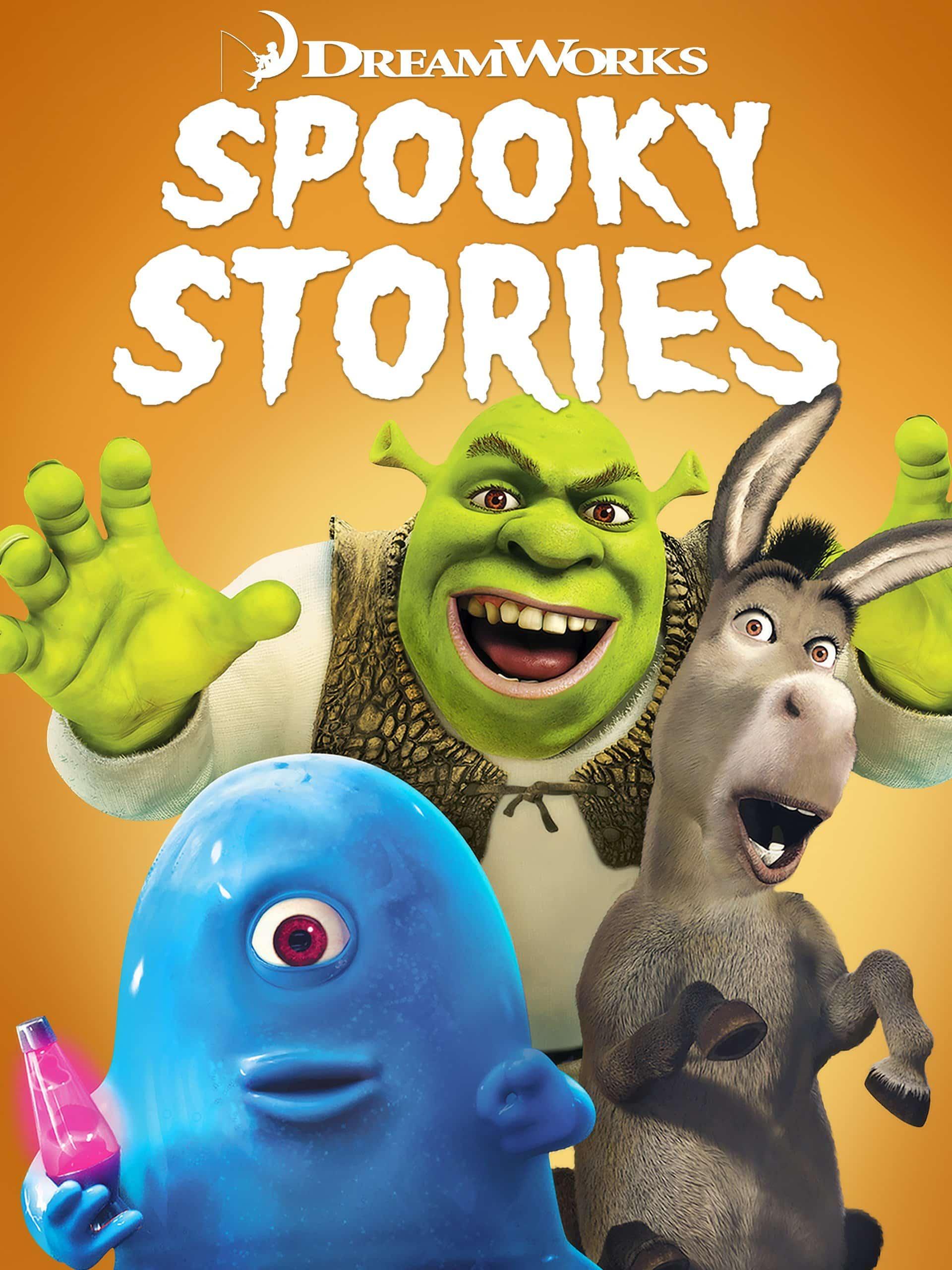 family halloween movies - Spooky Stories Shrek Animation, Family