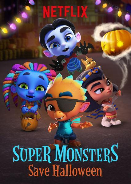 family halloween movies - Super Monsters Save Halloween