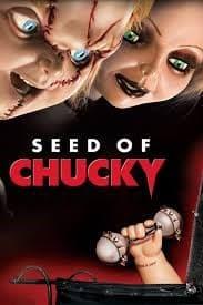 halloween horror movies - Seed of Chucky Horror, Comedy (Small)