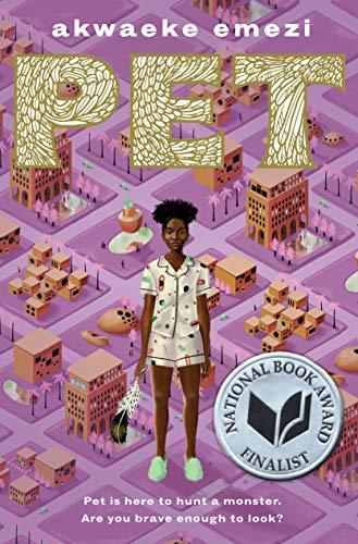 pet by akwaeke emezi - books by black authors