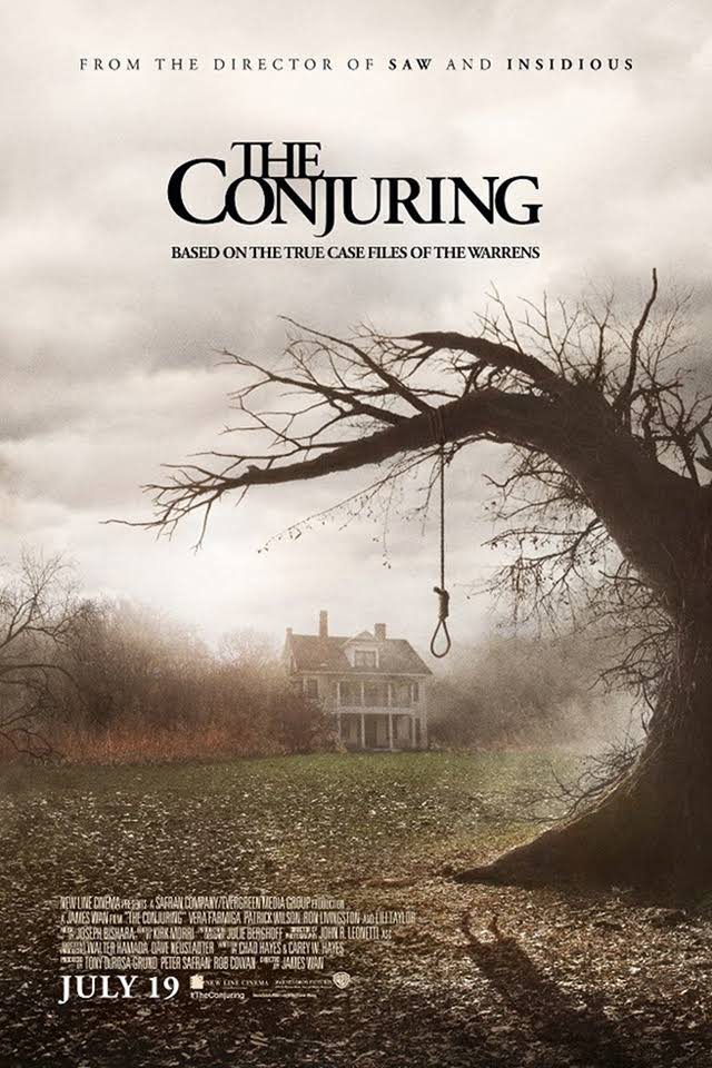 the conjuring 1 halloween horror movies