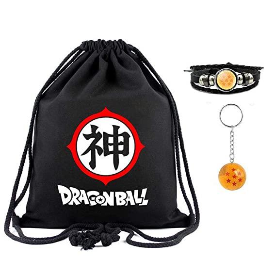Anime Dragon Ball Z Canvas Bag