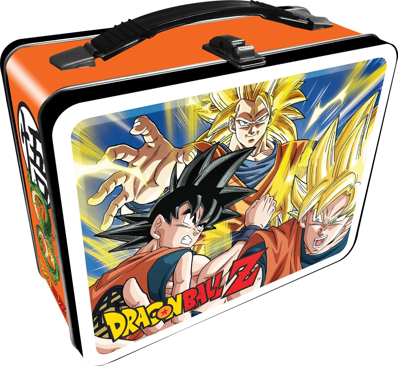 Aquarius Dragon Ball Z Goku Gen 2 Tin Storage Fun Box