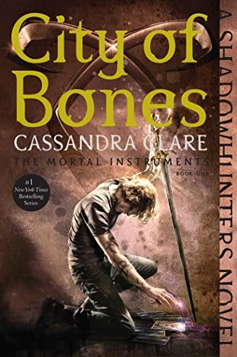 City of Bones The Mortal Instruments by Cassandra Clare books on angels and demons