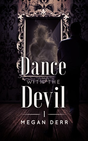 Dance with the Devil Megan Derr - books about angels and demons