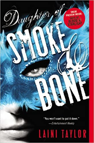 Daughter of Smoke and Bone - books with angels and demons