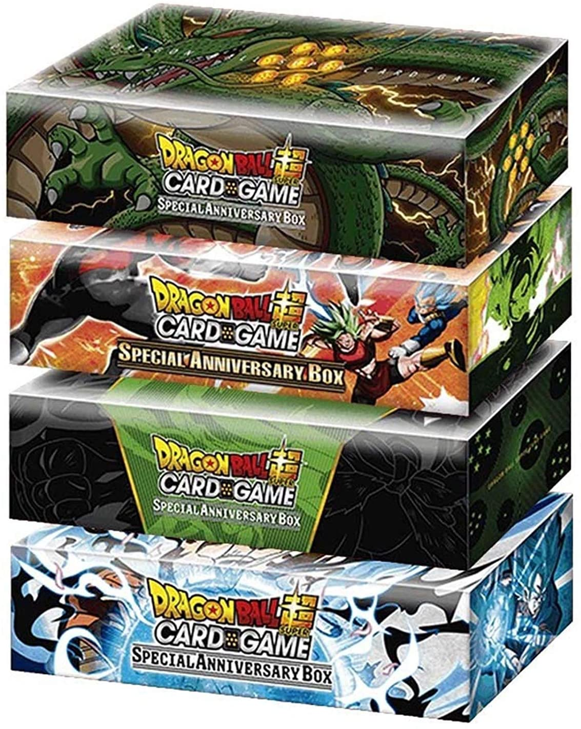 Dragon Ball Super Card Game Special Anniversary Box