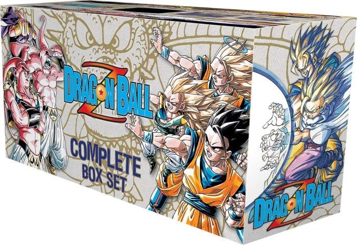 Dragon Ball Z Complete manga Box Set Vols. 1-26 with premium (Small)