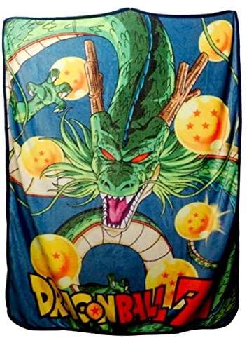 Dragon Ball Z Shenron Throw Blanket
