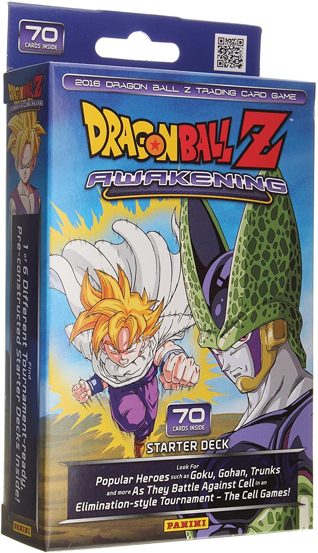 Dragonball Z Awakening Starter Deck