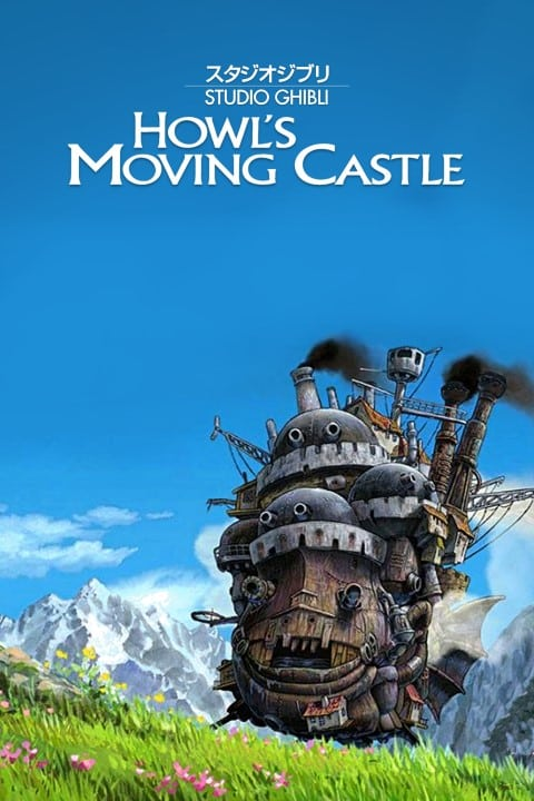 Howl's Moving Castle (2004) steampunk movies (Small)
