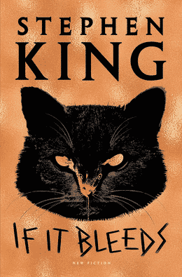 If It Bleeds by Stephen King - new horror books to read
