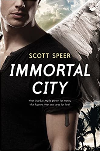 Immortal City - books with angels and demons