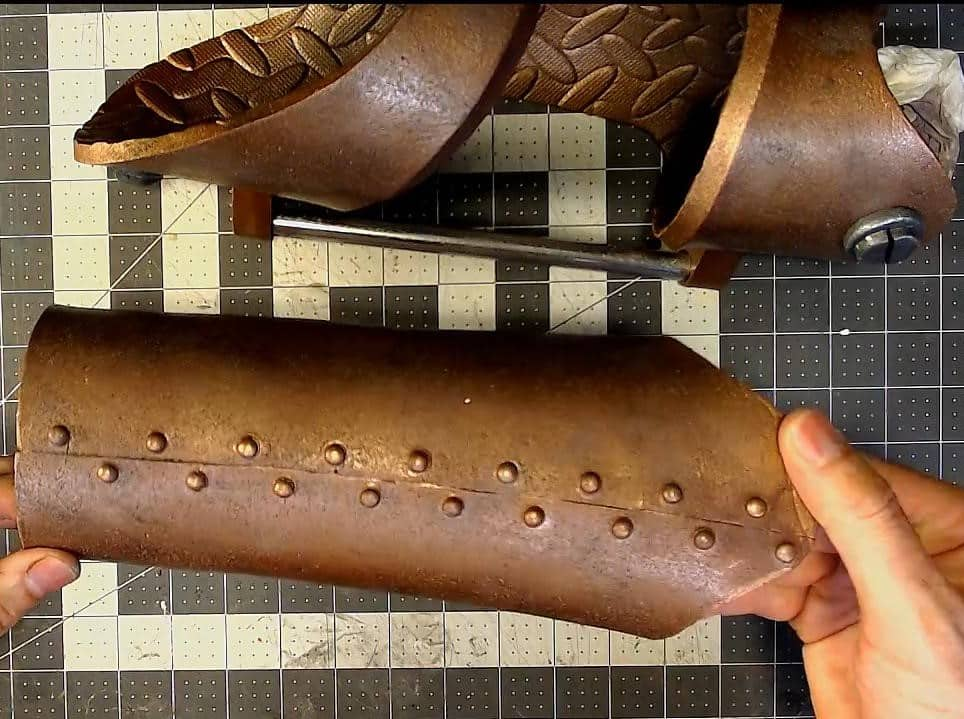Lessons in Cosplay - Making Steampunk Arms