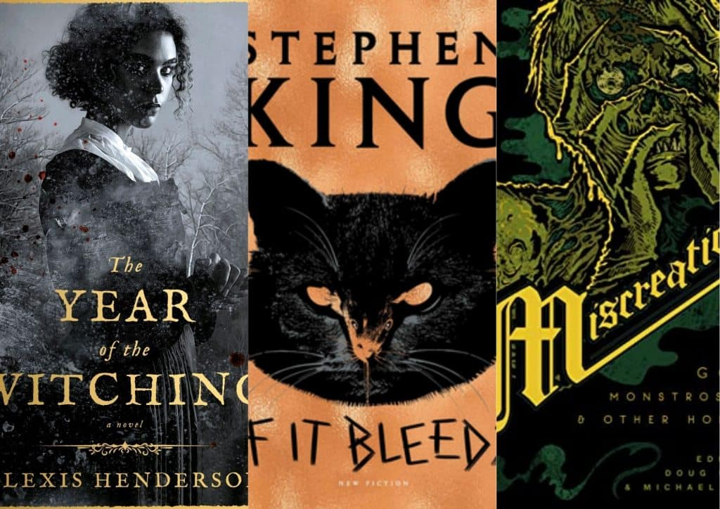 New Horror Books to read (1)