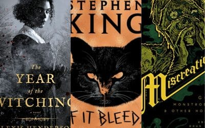 New Horror Books to Read This Fall