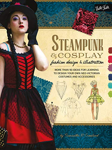 Steampunk & Cosplay Fashion Design & Illustration