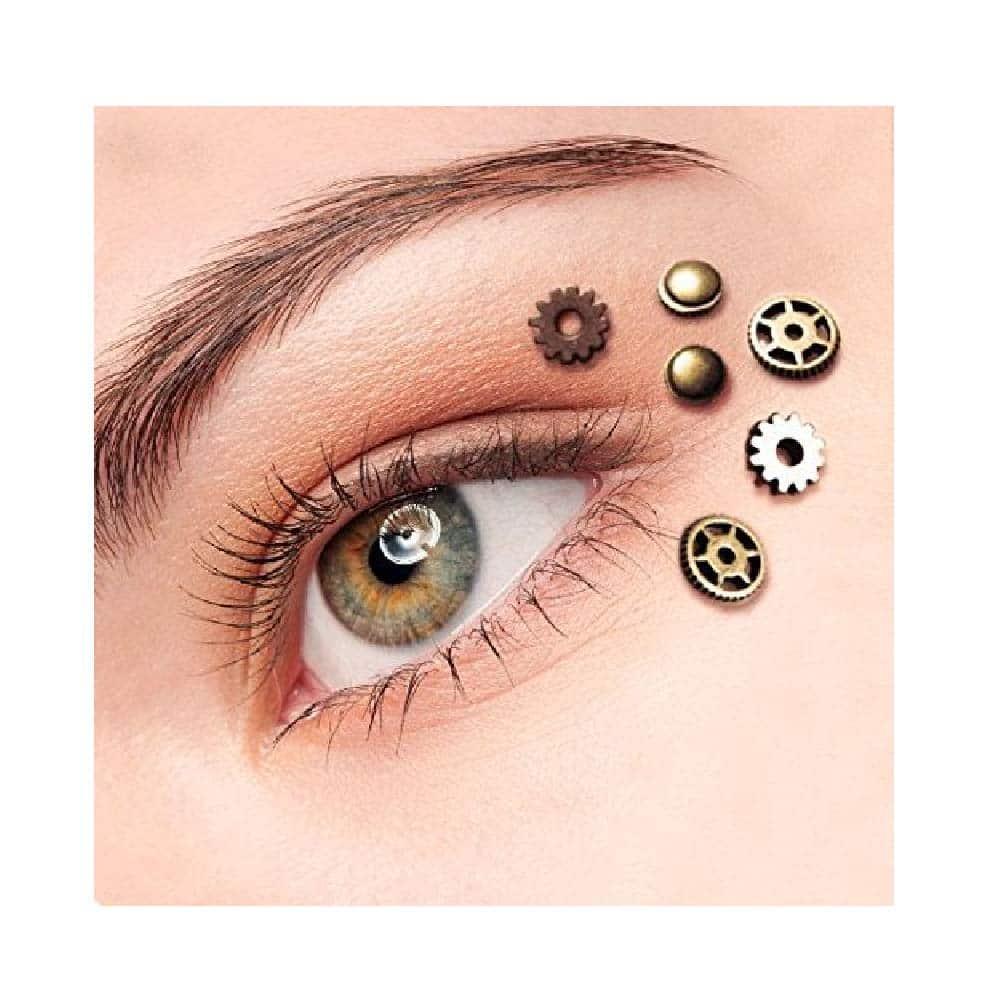 Steampunk Gothic Eye Decals