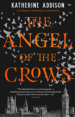 The Angel of the Crows by Sarah Monette - angel books