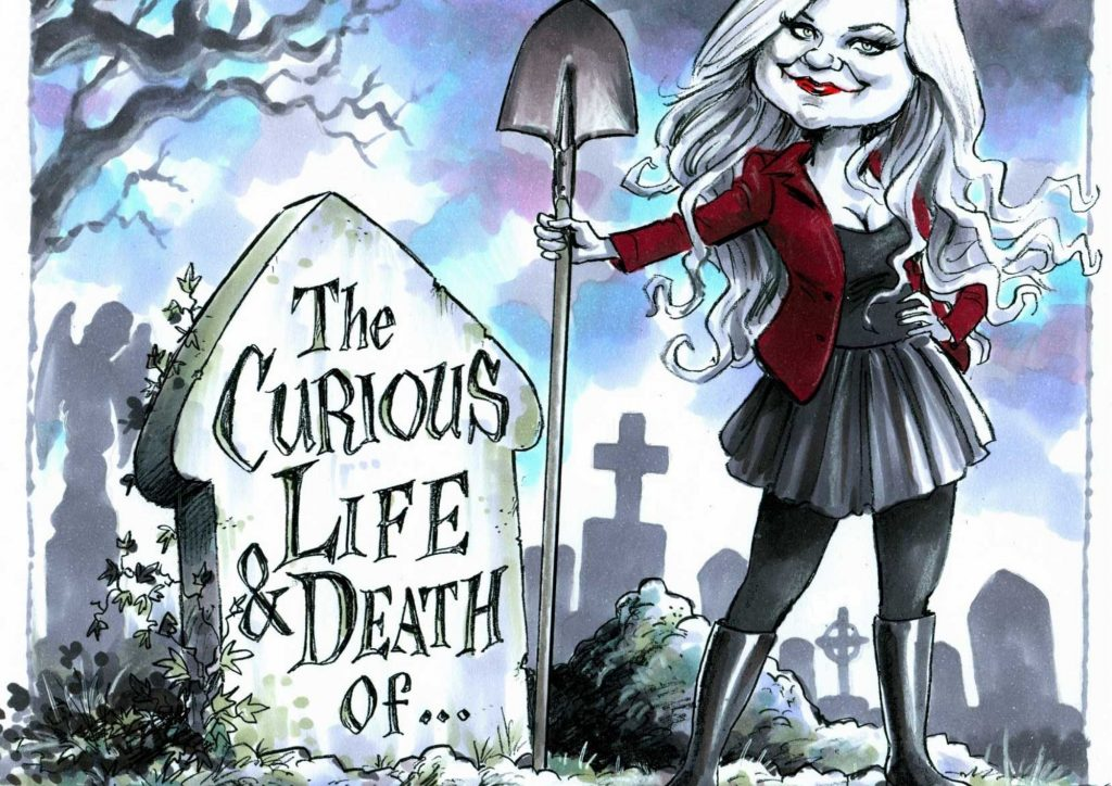 The Curious Life and Death Of… is Smithsonian's New Weird & Wonderful Show you should check out. Lindsey Fitzharris' series for horror fans. (1)
