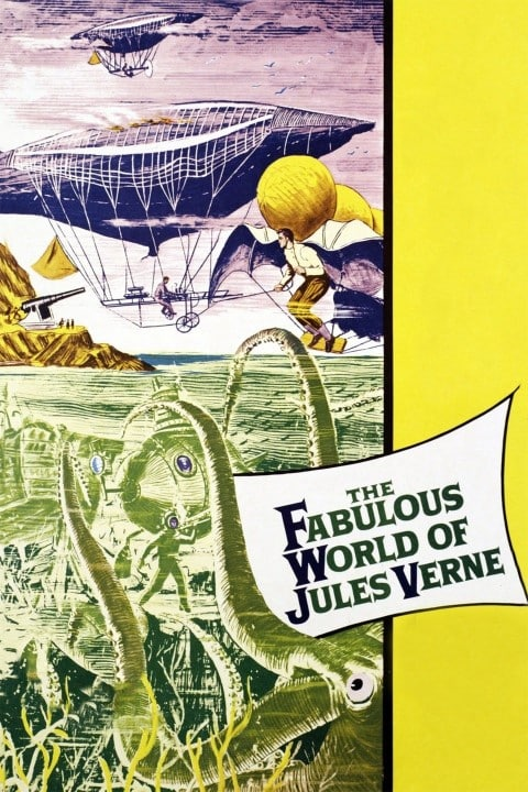 The Fabulous World of Jules Verne (1958) steampunk movies (Small)
