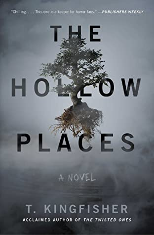 The Hollow Places A Novel by T. Kingfisher occult horror books to read in 2020