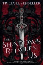 The Shadows Between Us young adult fantasy book (Small)