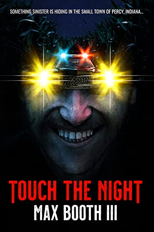 Touch the Night by Max Booth - thriller novel