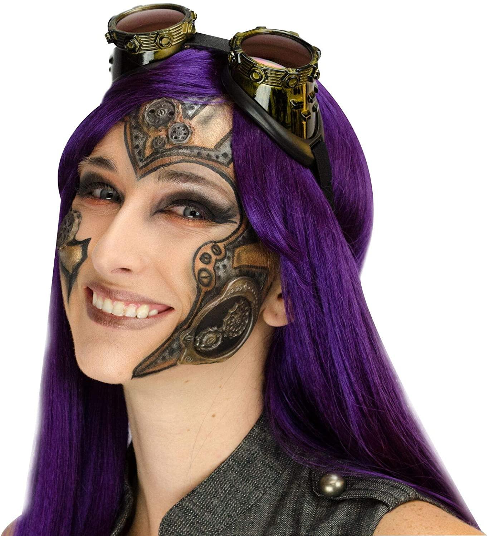 Woochie 3D FX Makeup Kit - Professional Quality Halloween Costume Makeup