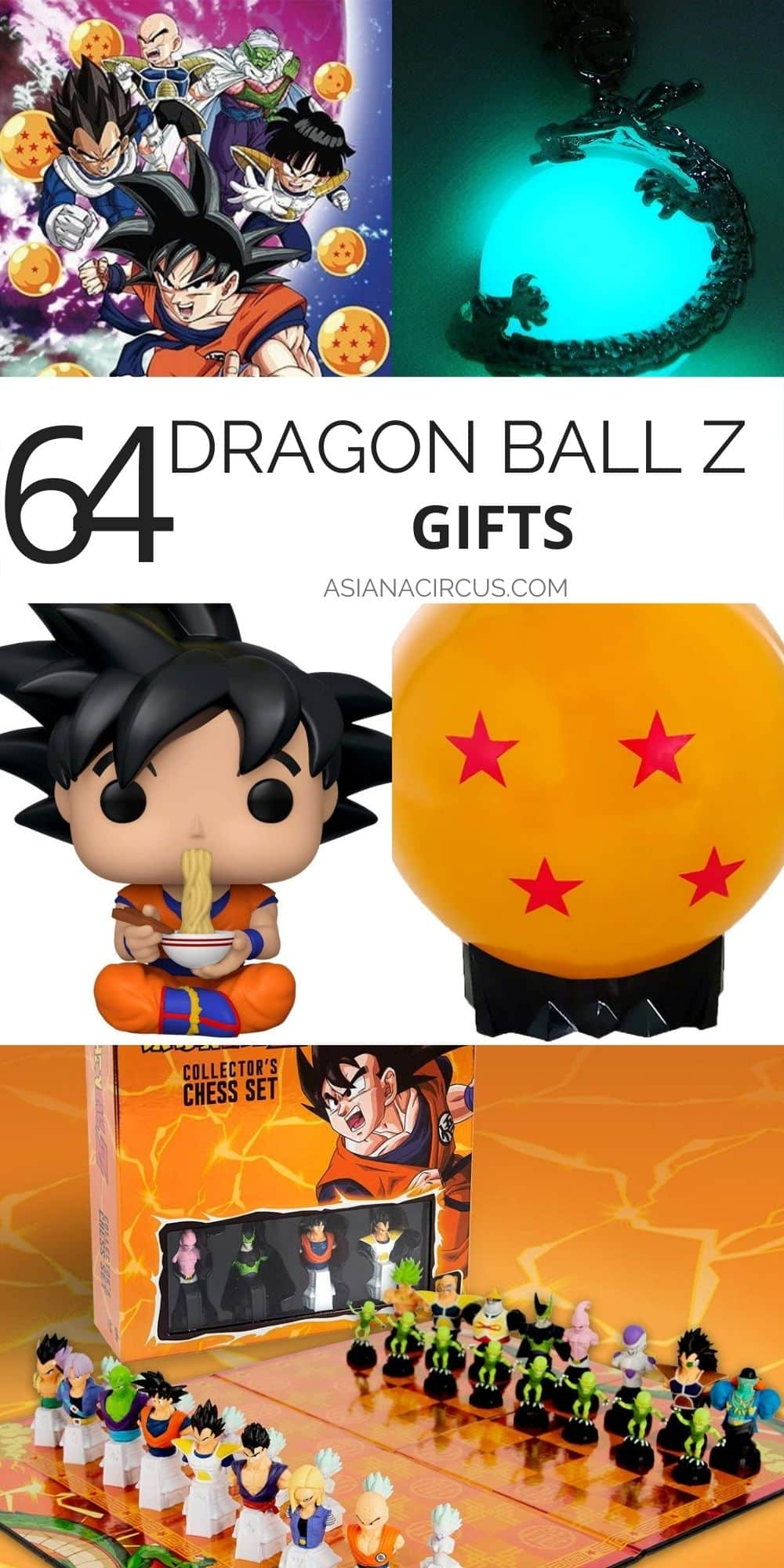 best Dragon Ball Z Gifts