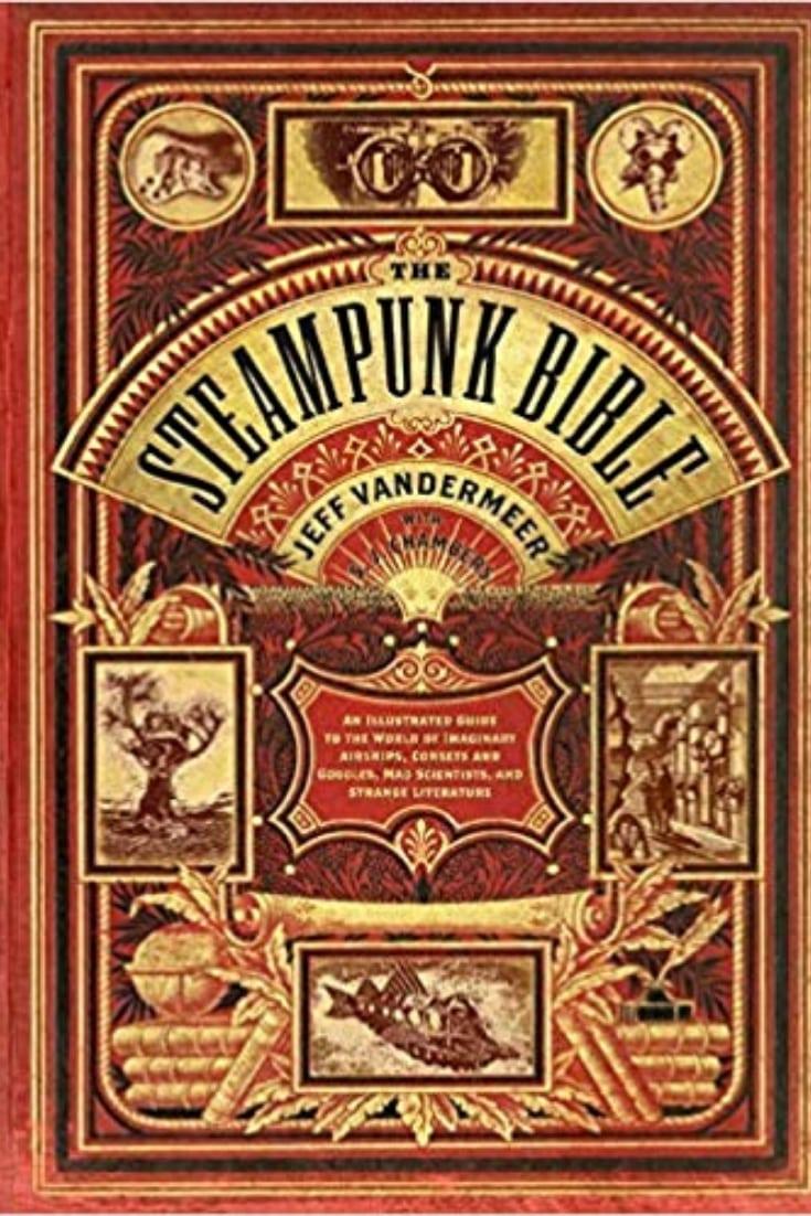 steampunk book - steampunk bible