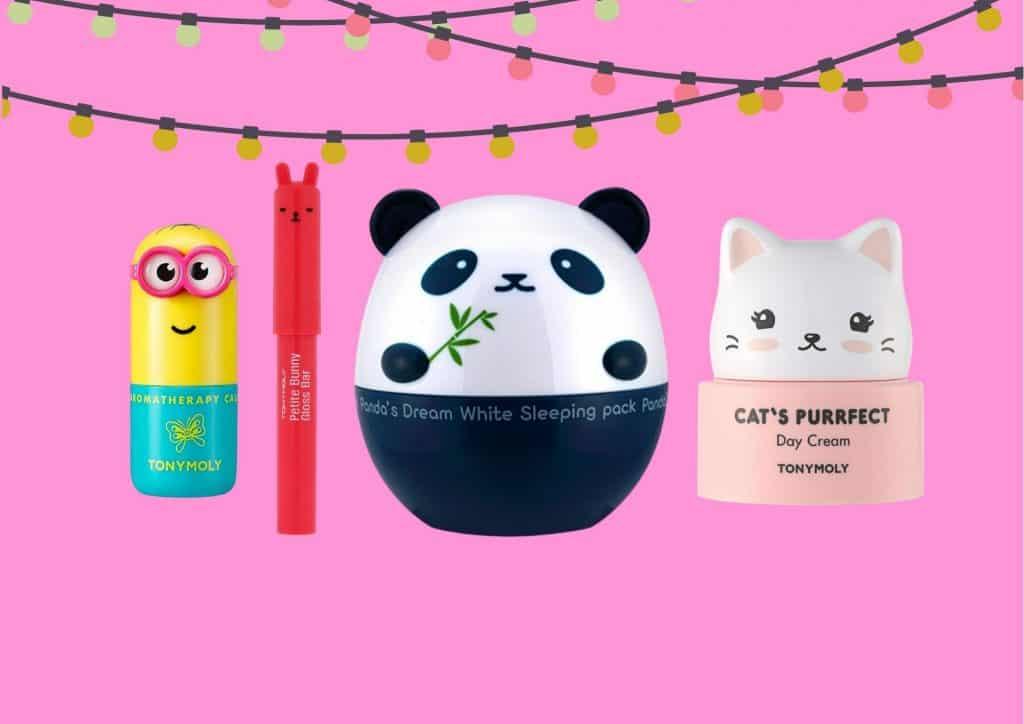 Best Tonymoly and Cute Tony Moly Products