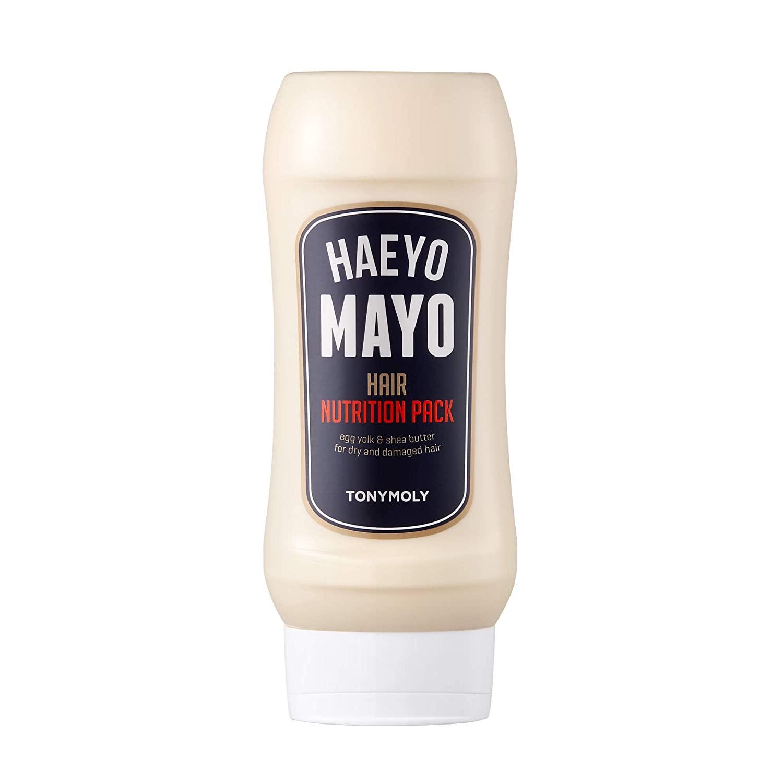 TONYMOLY Haeyo Mayo Hair Nutrition Pack - tony moly hair product