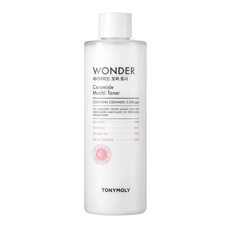 TONYMOLY Wonder Ceramide Mocchi Toner - tony moly toner
