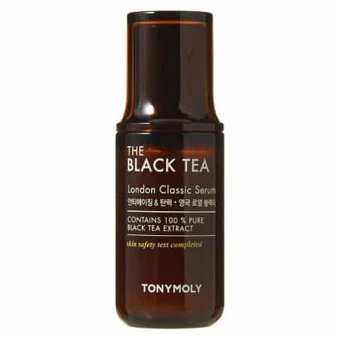 Tonymoly The Black Tea London Classic Serum - Tony MOly black tea serum