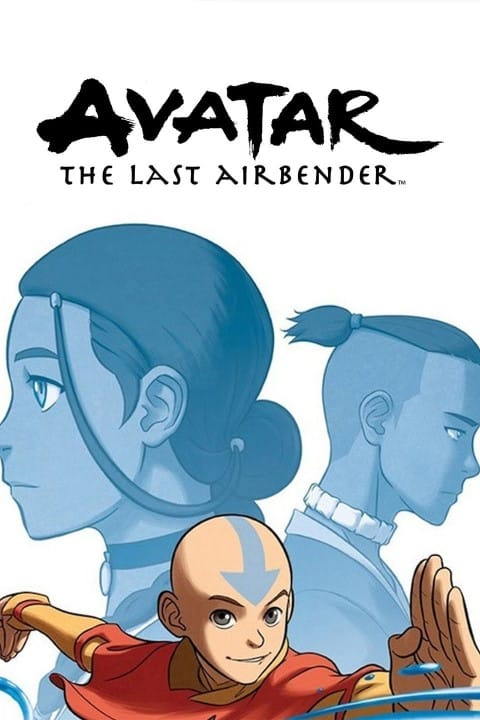 Avatar The Last Airbender - US fantasy animated series, First episode released in 2008 (Small)