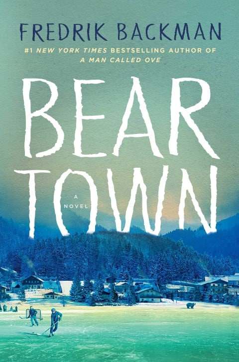 Beartown by Fredrik Backman winter book for adults (Small)