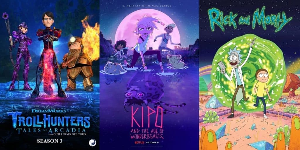 Best Animated Movies and Series On Netflix For Adults who love to travel