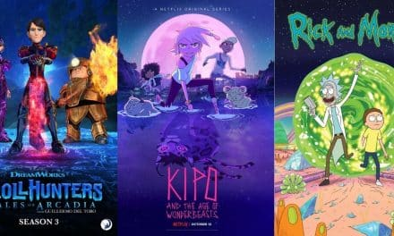 Wanderlusty Animated Movies & Series On Netflix For Adults
