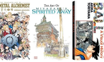 10 Unbelievably Beautiful Anime Art Books For Otaku
