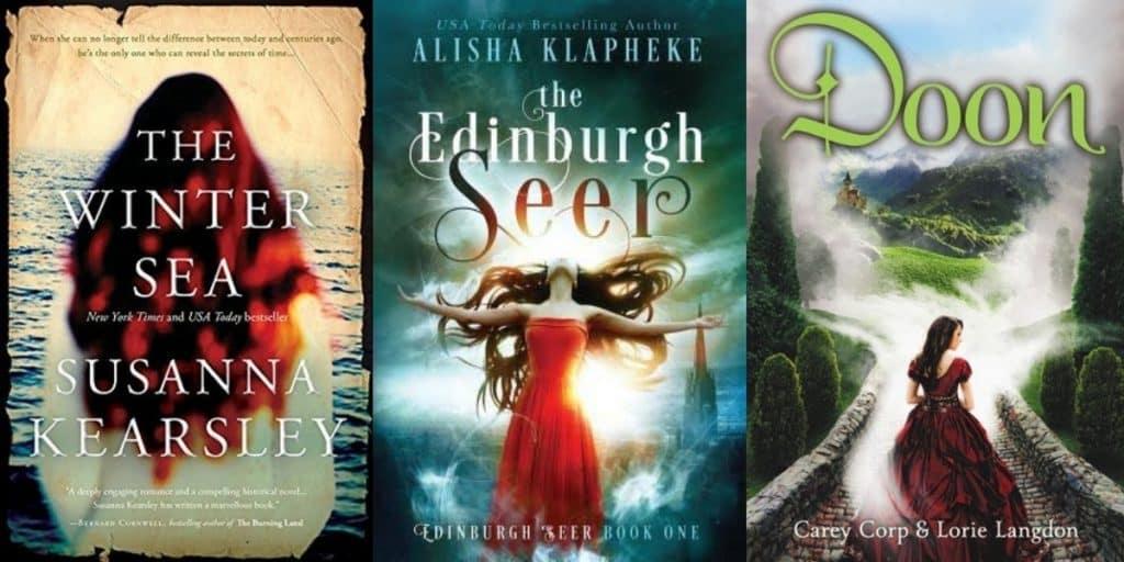 Best fantasy books set in Scotland