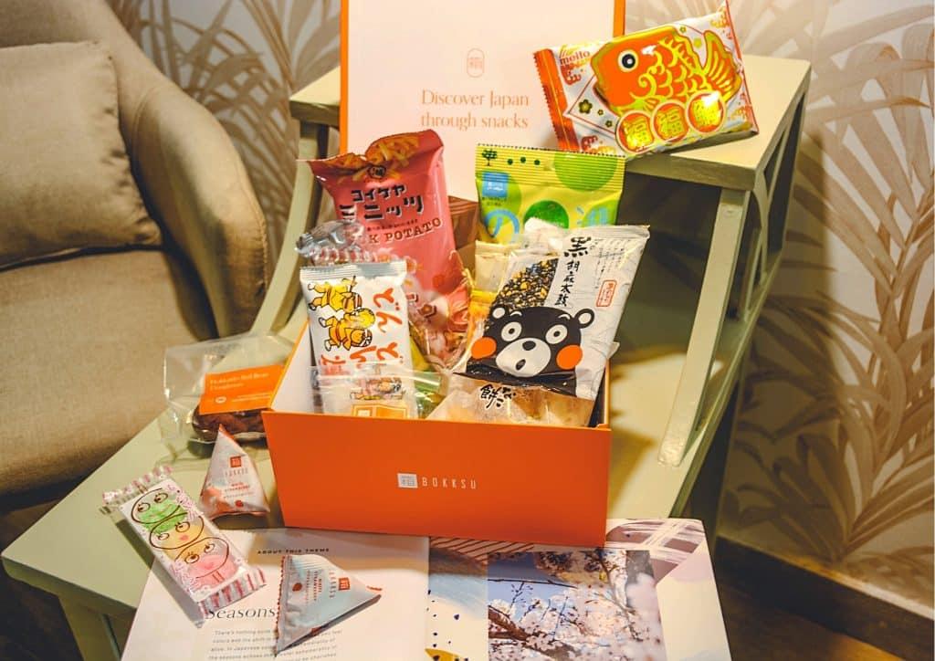 Bokksu Box Review - Japanese Snack Box review