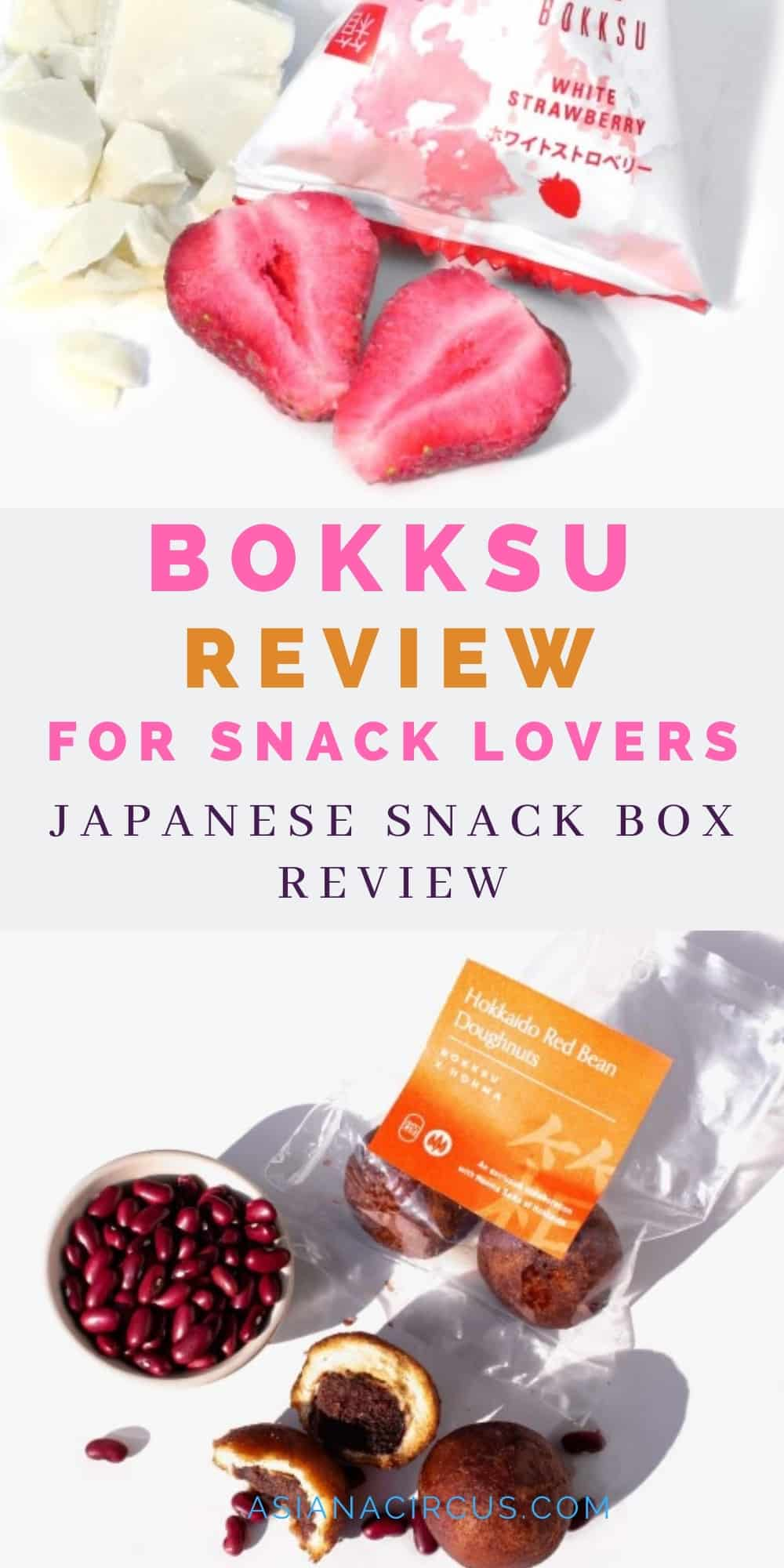 Bokksu Box Review - best japanese snack box review