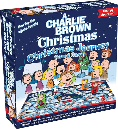 Charlie Brown Christmas Board Game (Small)