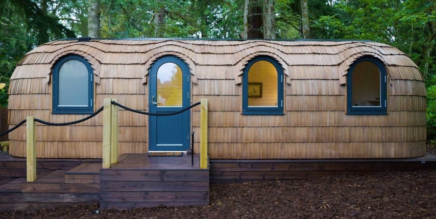 Culdees Castle Estate Glamping, Glamping in Culdees, Scotland (Small)